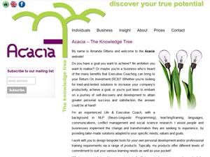 Acacia The Knowledge Tree