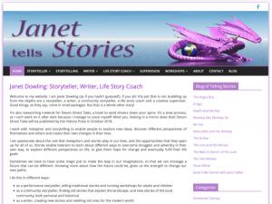 Janet Tells Stories