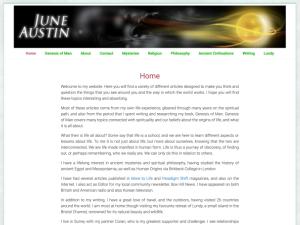 June Austin