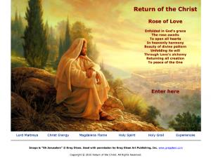 Return of the Christ